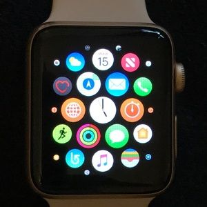Apple Watch Series 3 GPS, 42MM in Rose Gold